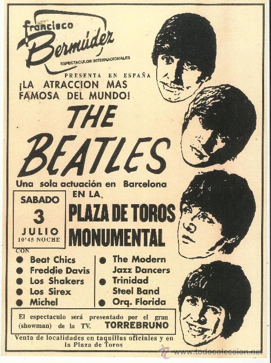 Beatles weekend estartit barcelona