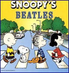 snoopy beatles weekend estartit